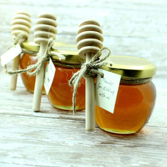 93 Best Honey Jars Wedding/party Favors Images On
