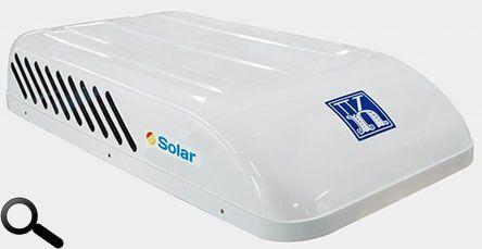 Climatisation solaire pour VR