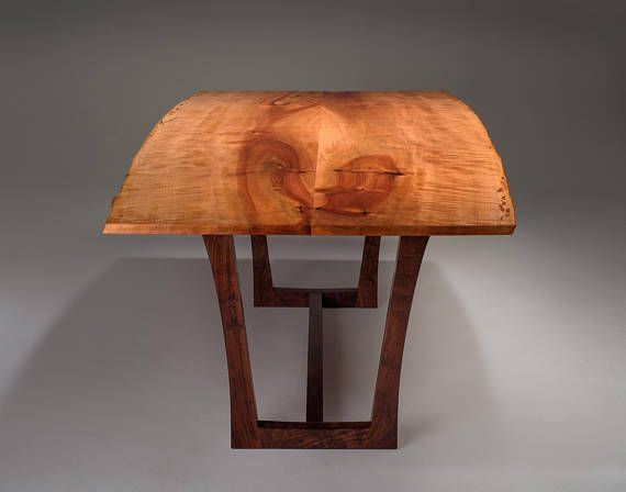Salvaged Madrone Tables  Live or straight edge