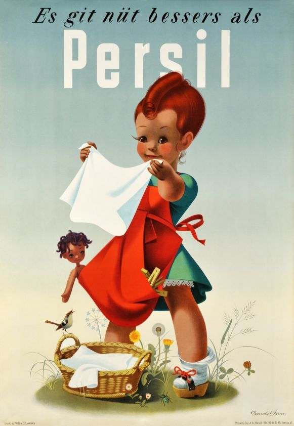 Persil es git nüt bessers als by Brun Donald / 1945