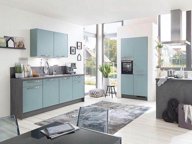 Küche blau und grau möbel mit www moebelmit de