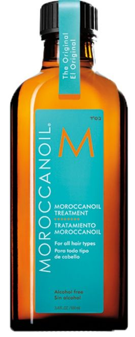 Moroccan oil - great for your hair