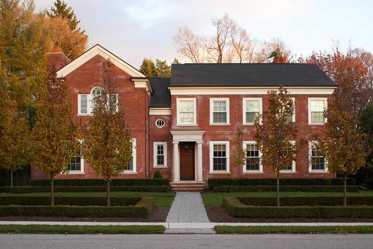 Love This House Home Exterior Red Brick For The Home
