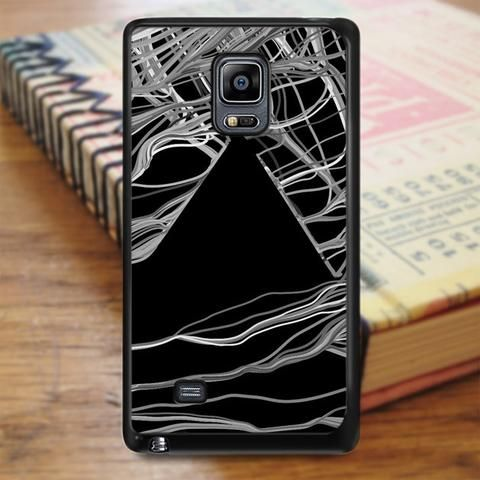 Hipster Triangle Portal Samsung Galaxy Note 5 Case