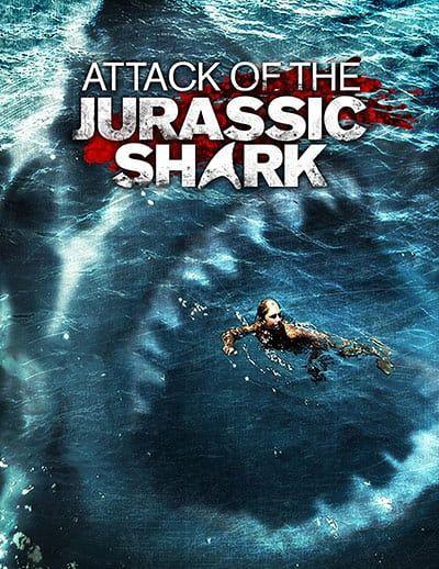 Shark Film Posters: Jurassic Shark