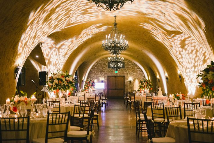 Meritage Resort - Estate Wine Cave - Napa Wedding ...