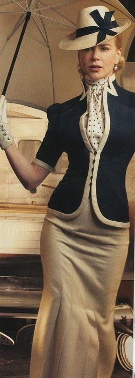 Nicole Kidman costume in Australia