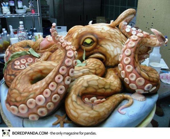 Unbelievable Cake Art - Likes