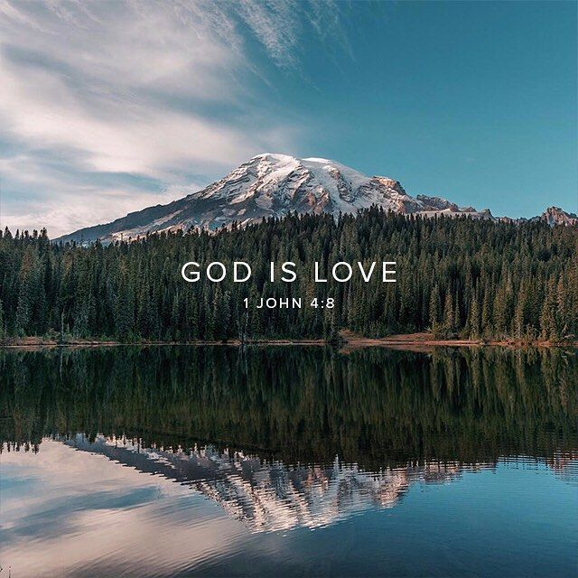 The one who does not love does not know God, for God is love. (1 John 4:8 NAS)