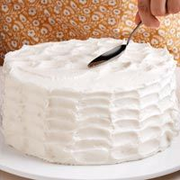 How to decorate cake