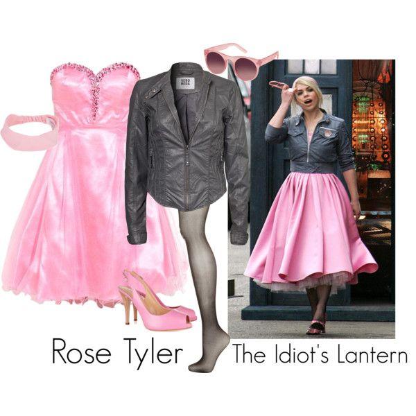 Rose Tyler - The Idiot's Lantern. Halloween costume?