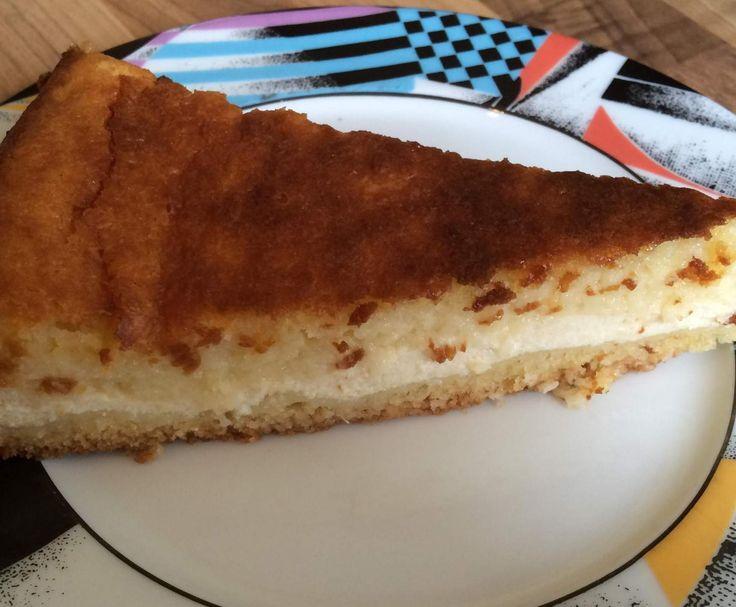 Rezept Kokosschnitzelkuchen mit Quark von mausebeen - Rezept der Kategorie Backen süß