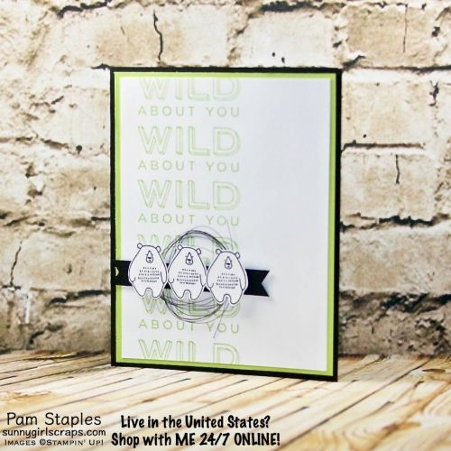 All About Men OSAT Blog Hop featuring Pieces & Patterns Stamp Set