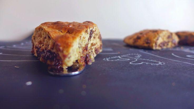 petiscosemiminhos: Scones com pedaços de chocolate/ Chocolate chip scones