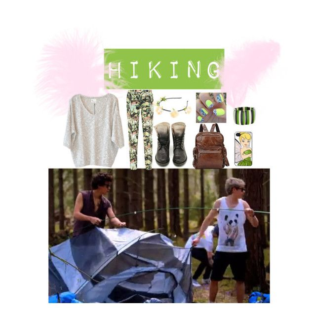 """Hope - Hiking"" by aimee-09 ❤ liked on Polyvore featuring Stella Forest, Kenzo and Fornash"