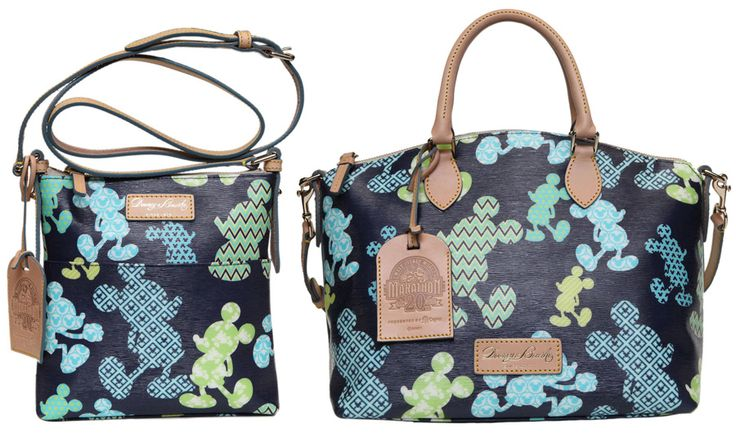 disney dooney and bourke | New Dooney & Bourke Items Celebrate Walt Disney World Marathon 20th ...