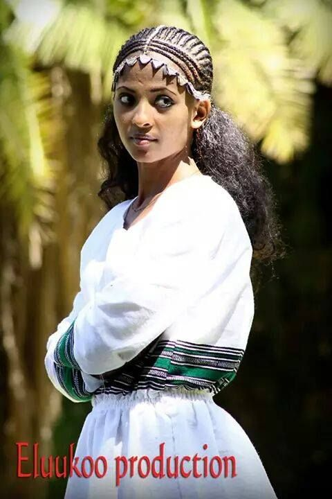 Oromo (contemporary Khemetic Africa) traditional fashion and design from Oromia.