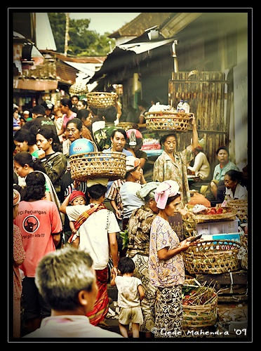 Bali Traditional Market - Indonesia