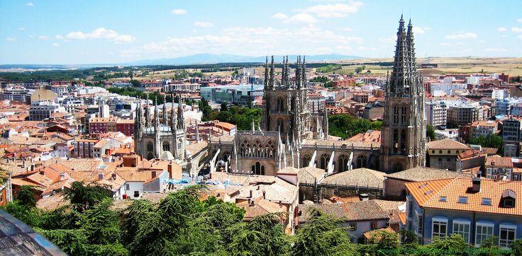 Espanha - Burgos – A arte Gótica está profundamente enraizada nesta bela cidade rica em história, em património e rica na sua gente…   Flickr – Compartilhamento de fotos!