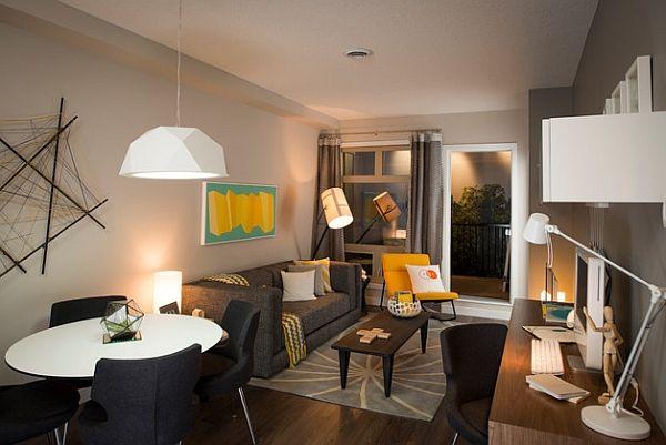 Idee per pianificare la tua sala da pranzo in un piccolo spazio |