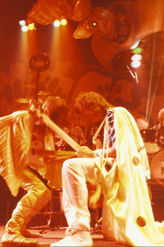 Steve Howe & Chris Squire