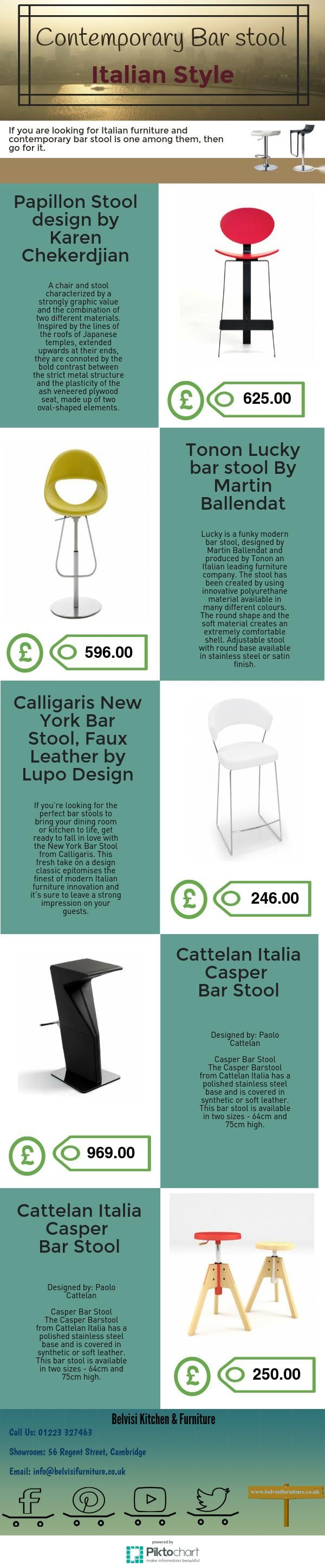 Belvisi Furniture Online Store Brings For Modern And Contemporary Kitchen  Dining Bar Stools For You. Browse Our Wide Collection Of Italian Products  Here.