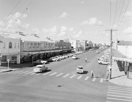Barker Street ~ 1966