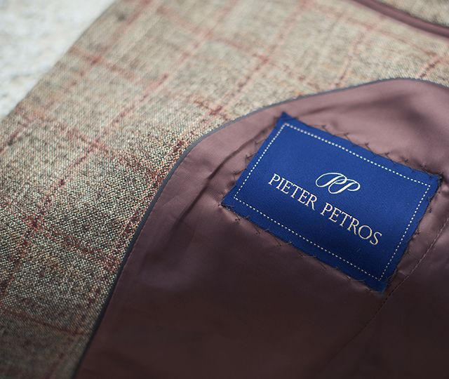 PIETER PETROS   SENSATICO I    Other than having the best quality, we also believe in using the rarest fabrics to make our suits the epitome of exclusivity. #Sensatico1 is made out of 100% #bamboofabric.