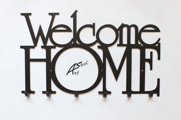 Wieszak na ubrania Welcome Home