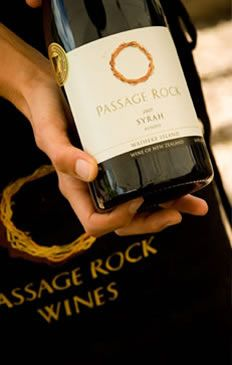 Passage Rock Wines, Waiheke Island