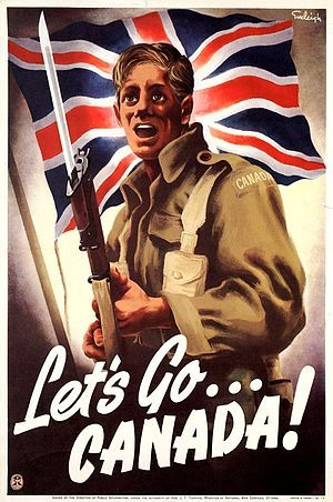 Military history of Canada during World War II - Wikipedia, the free encyclopedia