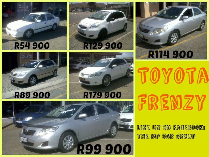 Let's go places! http://www.thempcargroup.co.za  T'S & C'S !!!  E and OE #cars #finance #toyota