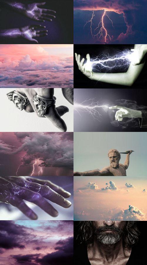 Greek Myths - Zeus Apollo/ Poseidon/ Hermes/ Pan/ Dionysus/ Ares/ Hades Goddess Series