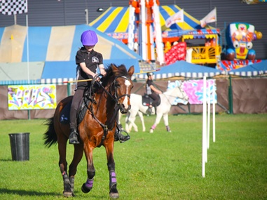 (New Waikato Show) Mounted Equestrian Games
