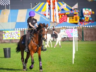 (New Waikato Show) Mounted Equestrian Games