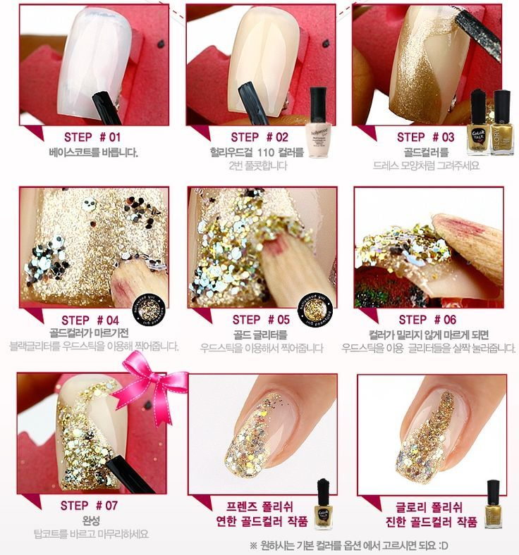 Easy To Do Nail Art Step By Step Tutorial
