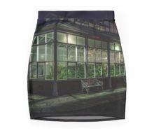 Night Time at the Conservatory - Bendigo, Victoria Pencil Skirt
