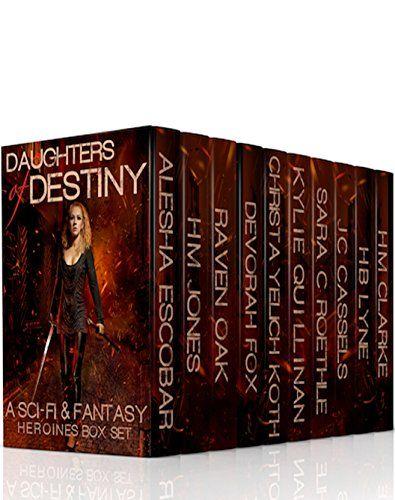 Weekly Fantasy Fix: Daughters of Destiny Box Set – Alesha Escobar