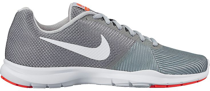 Stay on top of your fitness goals in the Nike Flex Bijoux cross-training sneaker.<br/>breathable mesh and synthetic upper materials, lace-up closure, lightly padded tongue and collar, breathable fabric lining offers a great in-shoe feel, injected unit sole midsole provides lightweight, flexible cushioning, and lasting durability, rubber traction outsole