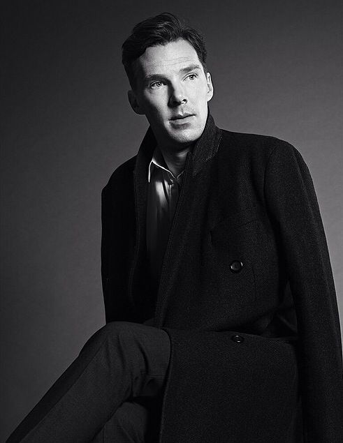 Benedict Cumberbatch in TIME Magazine | Marvelous People ...
