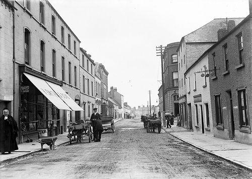Market Street, Mountmellick (Ireland)