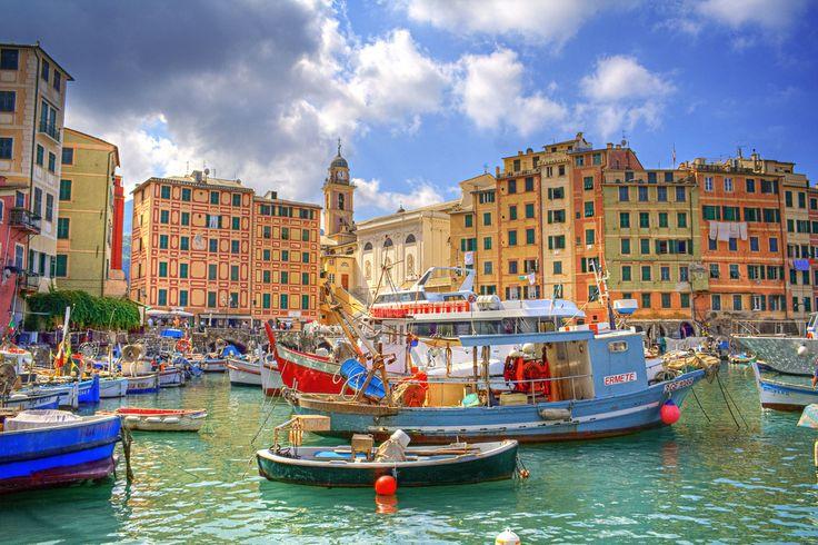 #Comogli #Liguria #Włochy #Wakacje Wejdź na: www.okrazycswiat.pl