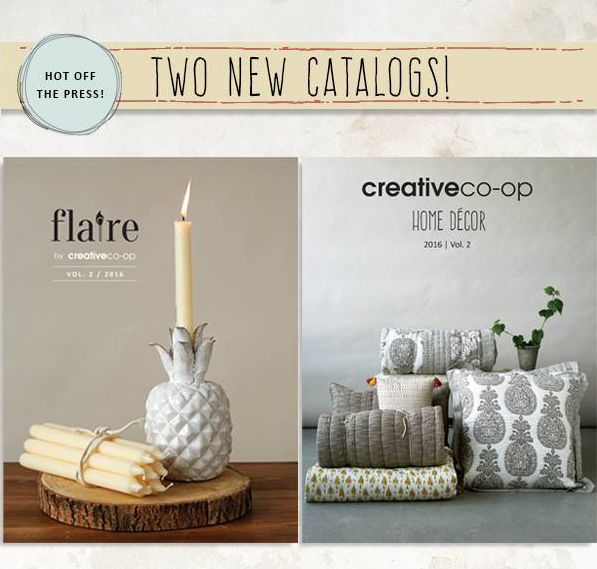 The New Creative Co Op Catalogs Are Here!