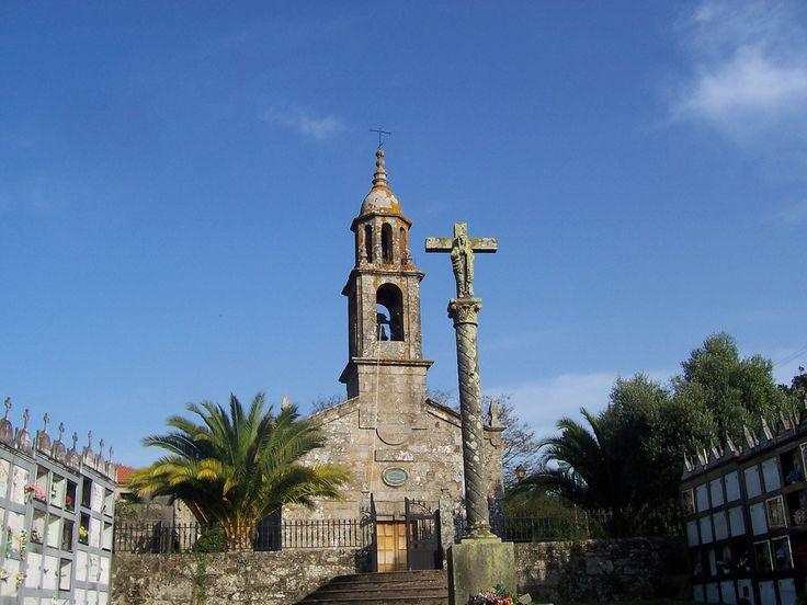 Ames proyecta un albergue de peregrinos en el Camiño de Fisterra