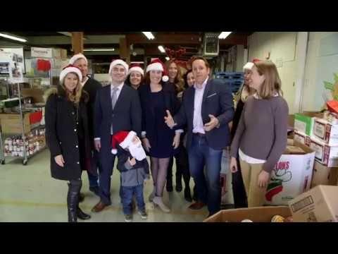 Karen Paul & Associates shop for Food4Kids Halton in lieu of sending gifts and cards to clients.