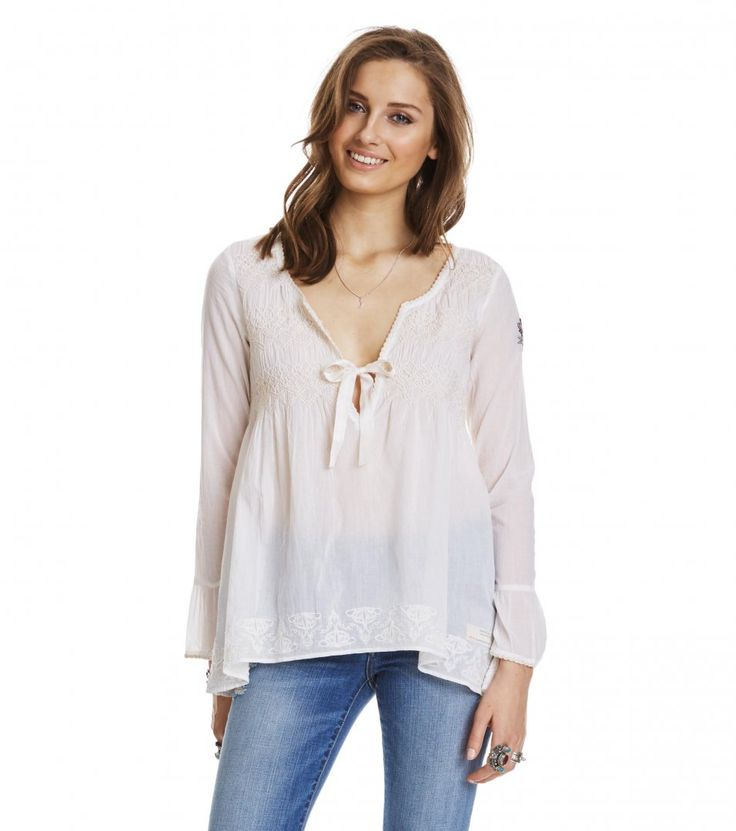 chirpy blouse
