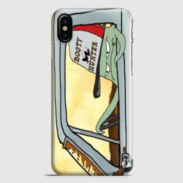 Booty Hunter Squidbillies iPhone X Case | casescraft