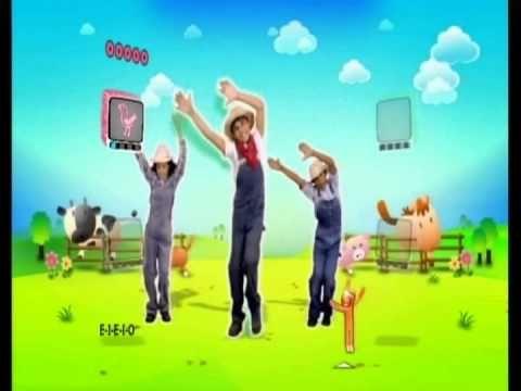 ▶ Just Dance Kids Old MacDonald - YouTube