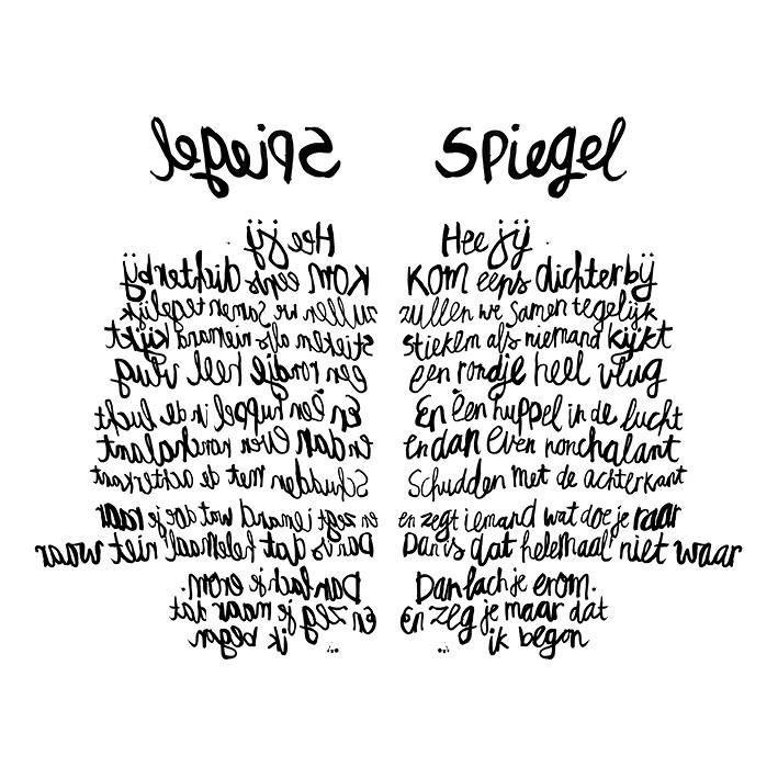 Haha leuk! Sukha - Spiegel