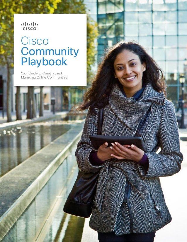 Cisco Communities Playbook - 2013